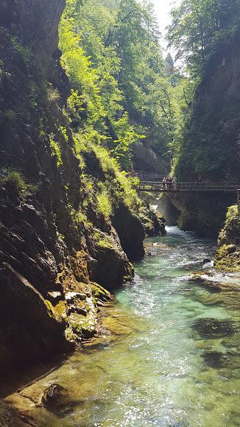 Vintgar gorge1