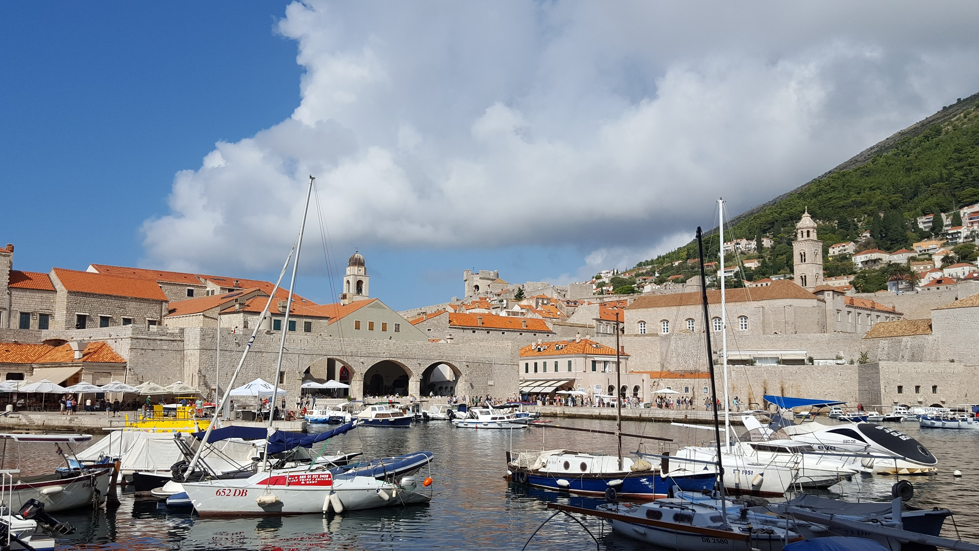 beautiful dubrovnik