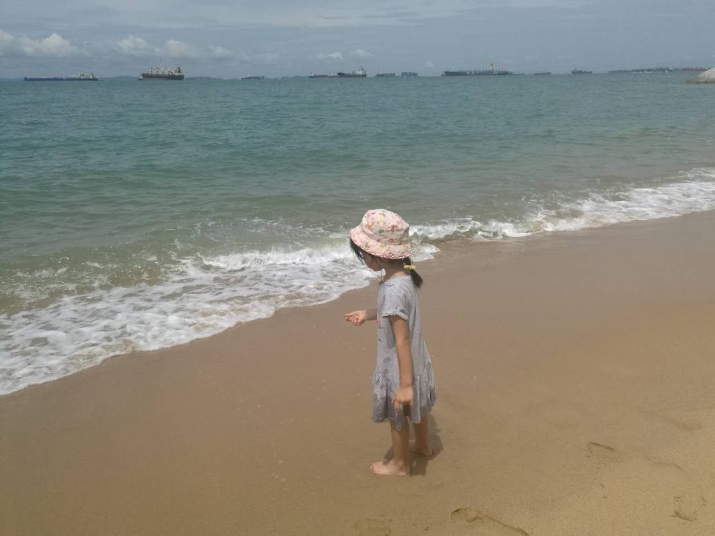 singapore -by sea