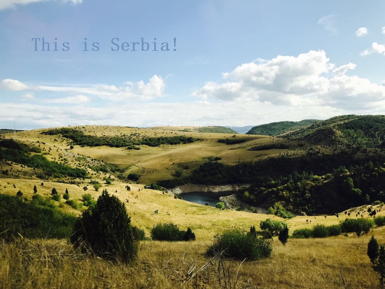 this is beautiful serbia