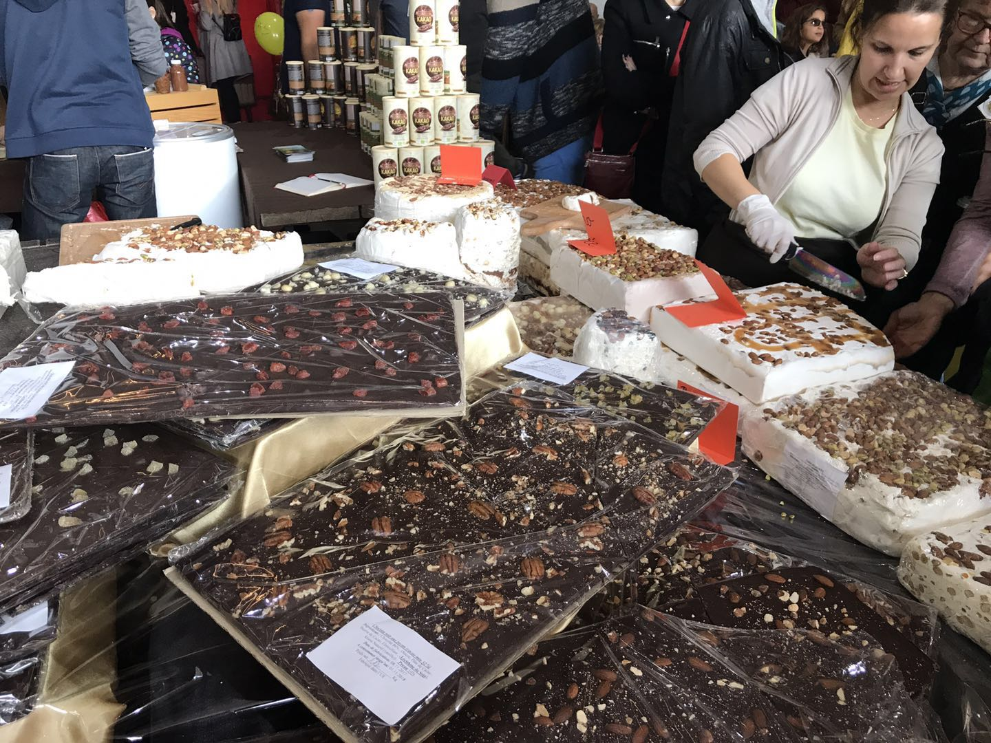chocolate festival Belgrade