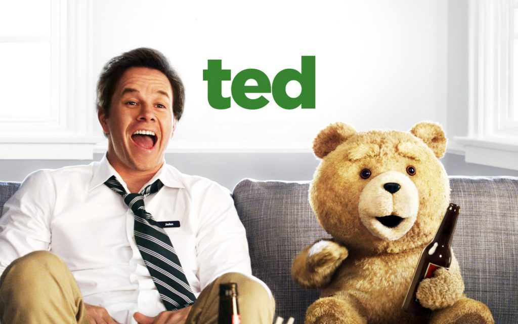 move ted - happy national teddy bear day