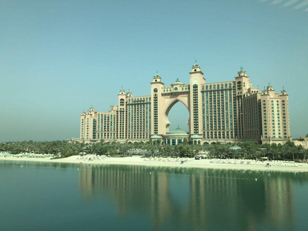 Atlantis hotel, Dubai