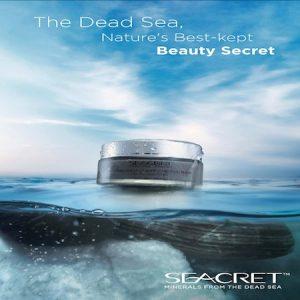 seacret from dead sea